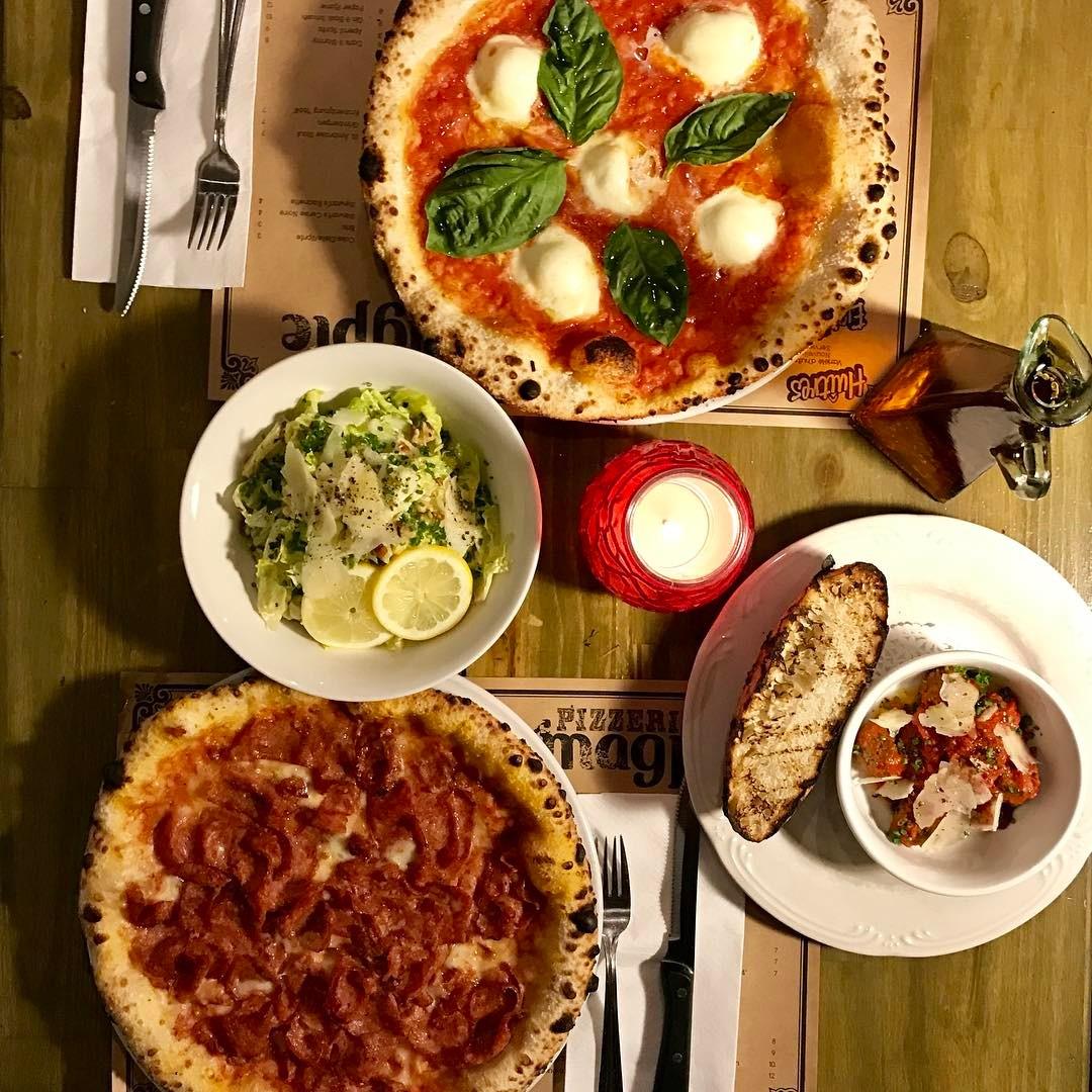 Ce restaurant offre sa pizza pour pas cher durant Fierté Montréal