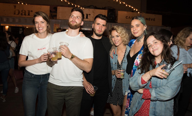Aire Commune s'offre un party de fermeture avec une soirée d'été tout simplement parfaite