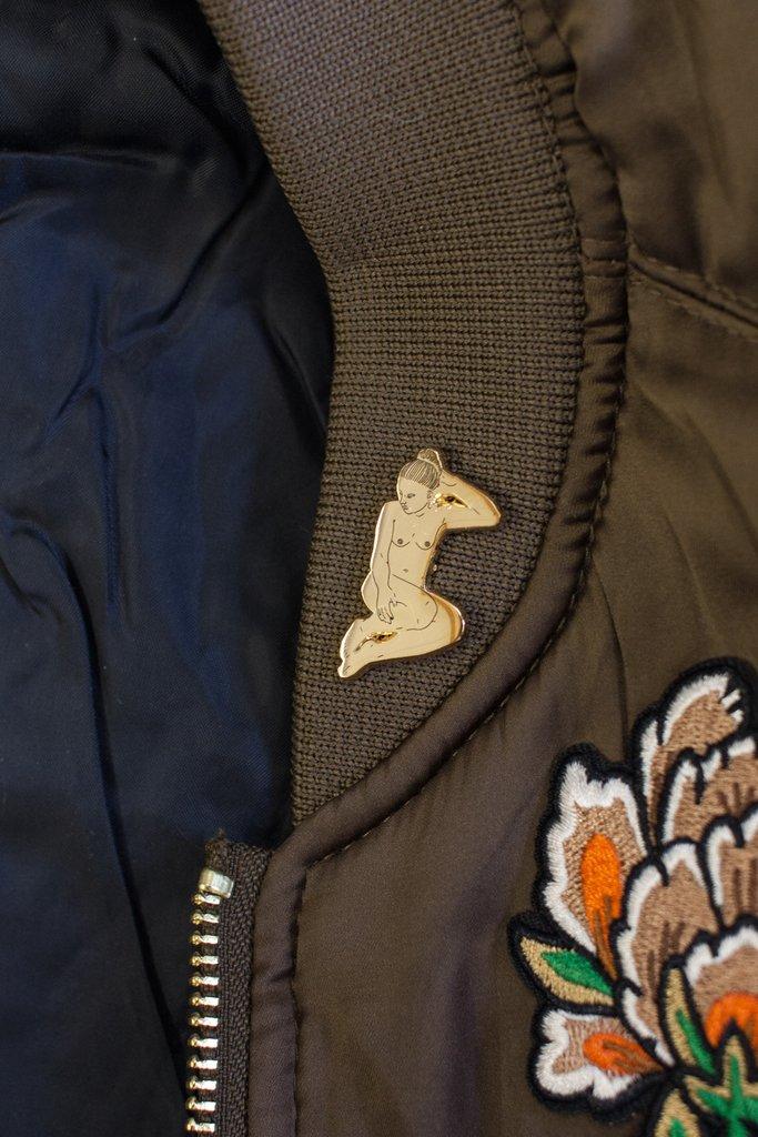 Une grande foire pour les amateurs d'épinglettes et de patches aura lieu ce mois-ci à Montréal