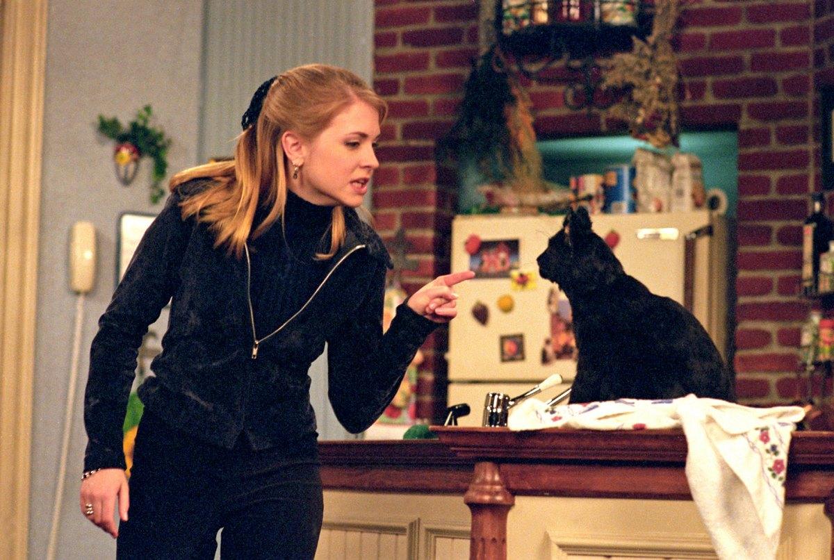 L'émission Sabrina l'apprentie sorcière sera de retour sur nos écrans dans une version plus dark