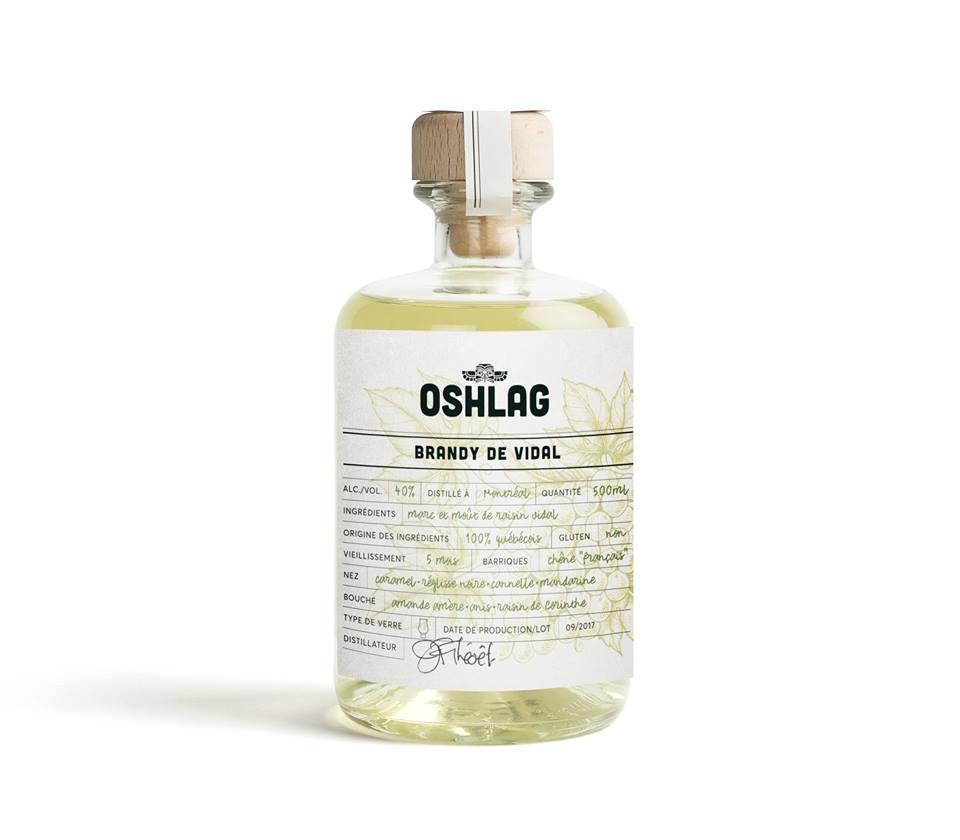 Une distillerie montréalaise sort un gin ROSE!!!