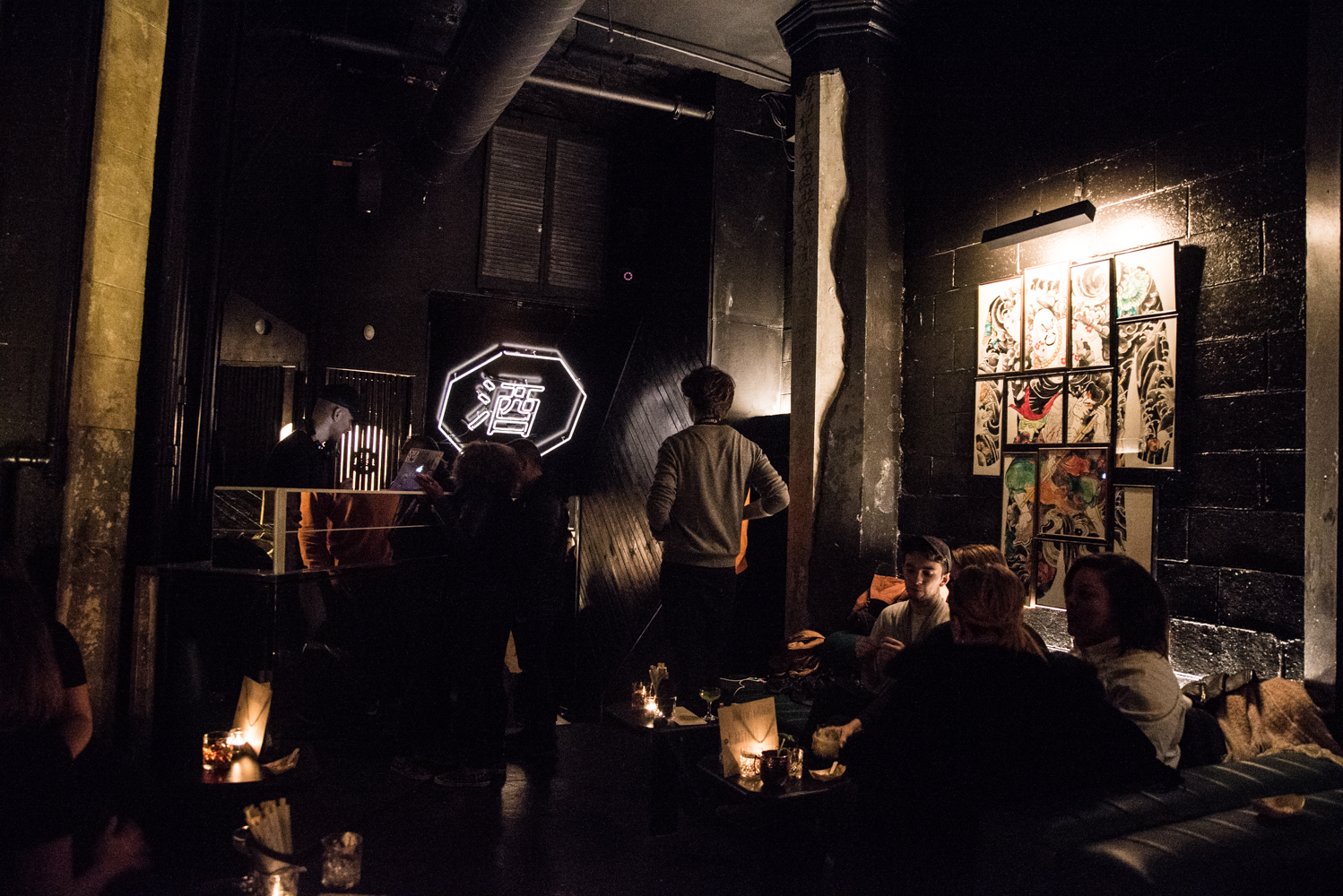 Découverte du Gokudo: le bar secret en vogue à Montréal (PHOTOS)