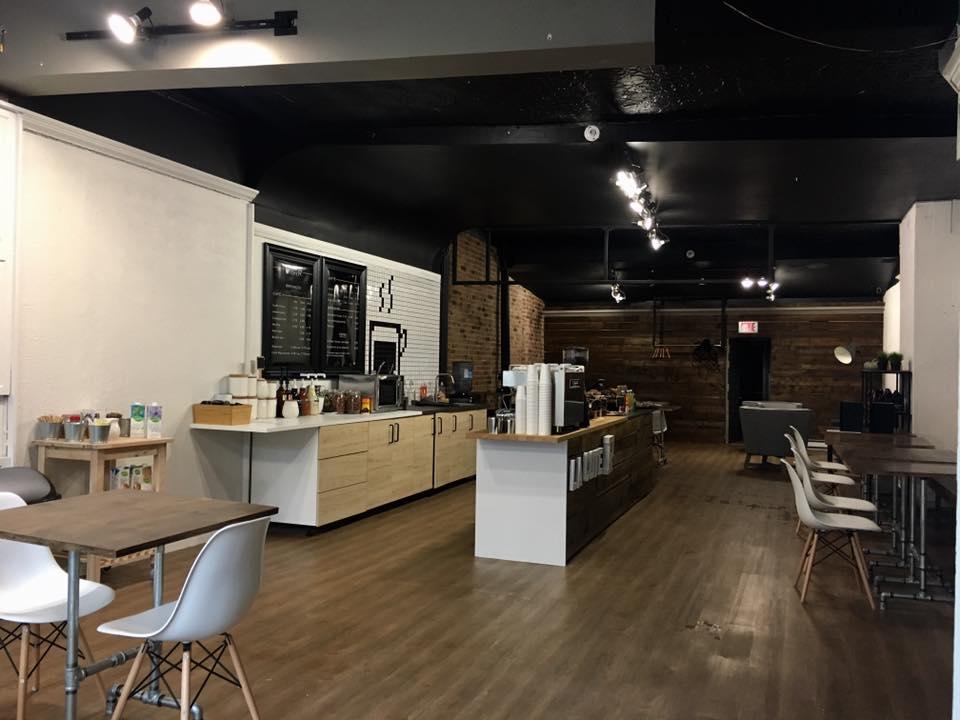 Un tout nouveau café étudiant vient d'ouvrir ses portes à Montréal