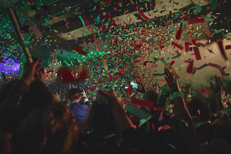 Nos 20 meilleures photos des partys du Nouvel An à Montréal