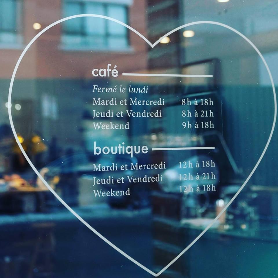 Pastel Rita: Le nouveau café dans le Mile-End dont tout le monde parle (PHOTOS)