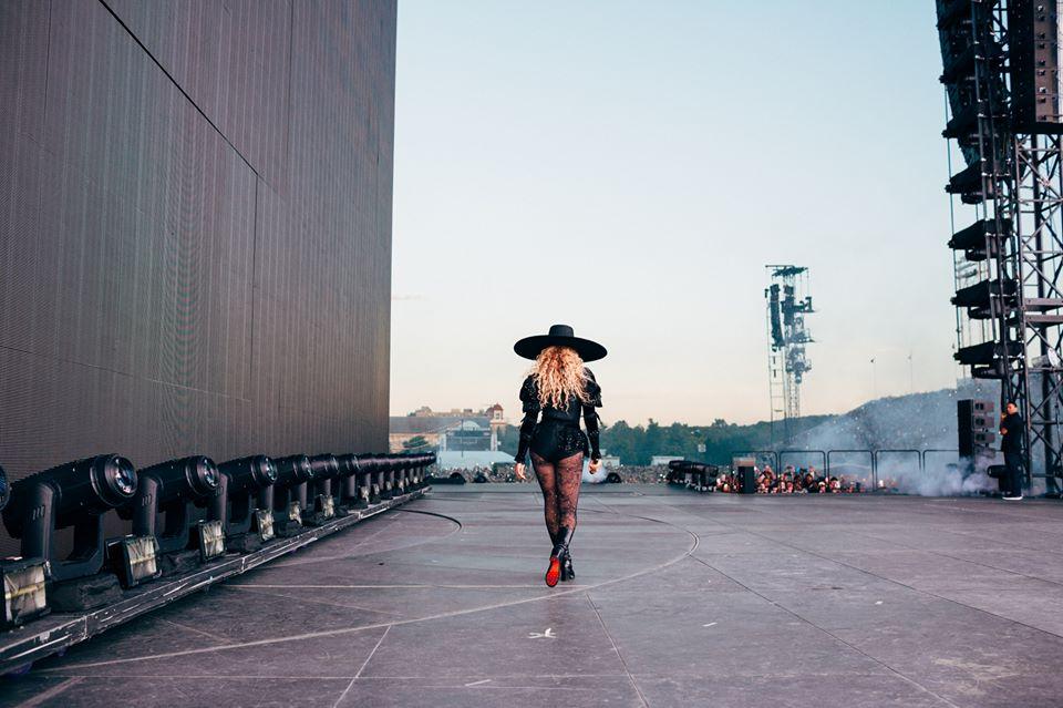 On pense que Beyoncé pourrait venir faire son tour à Osheaga avec Jay-Z...