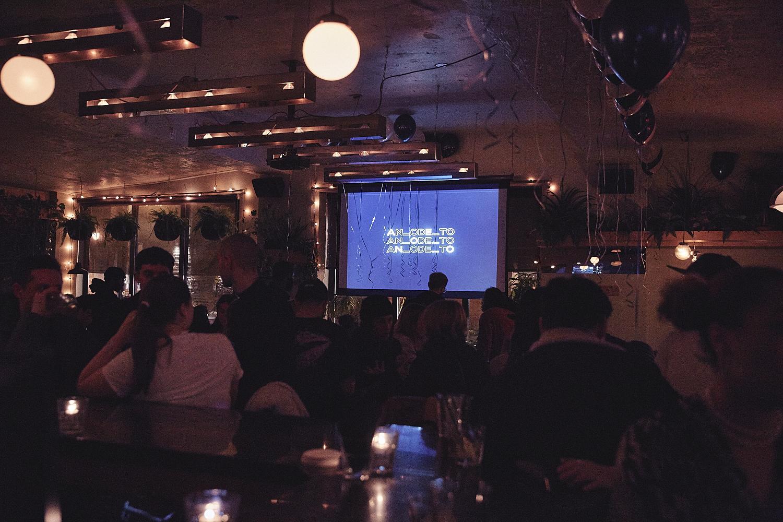 Party de lancement de l'émission An Ode To au Ping Pong Club (PHOTOS)