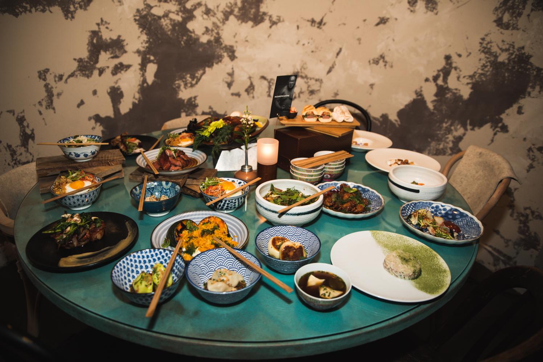 NOM NOM: le tout nouveau restaurant de l'Hôtel W est ouvert (PHOTOS)
