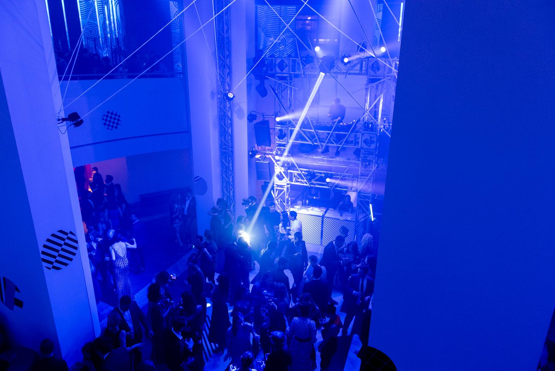 Les Printemps du MAC: gros party bien arrosé pour les jeunes professionnels montréalais (PHOTOS)