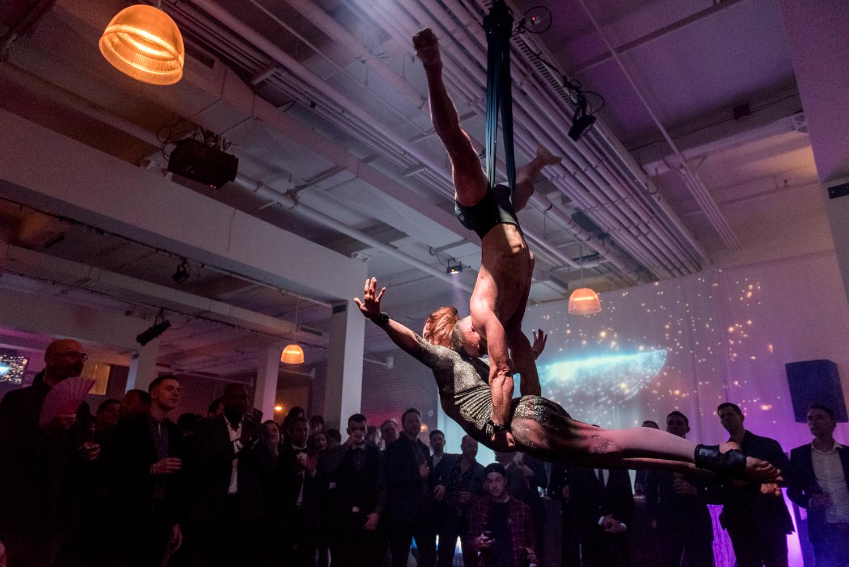 Désorientation: une soirée chic et festive pour la bonne cause aux Entrepôts Dominion (PHOTOS)