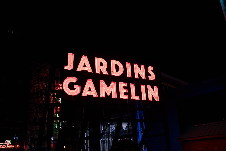 Belle soirée pour l'ouverture des Jardins Gamelins (PHOTOS)
