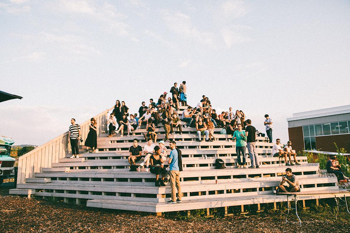 Grosse soirée au Virage Campus Mil pour l'événement Hors Circuit! (PHOTOS)