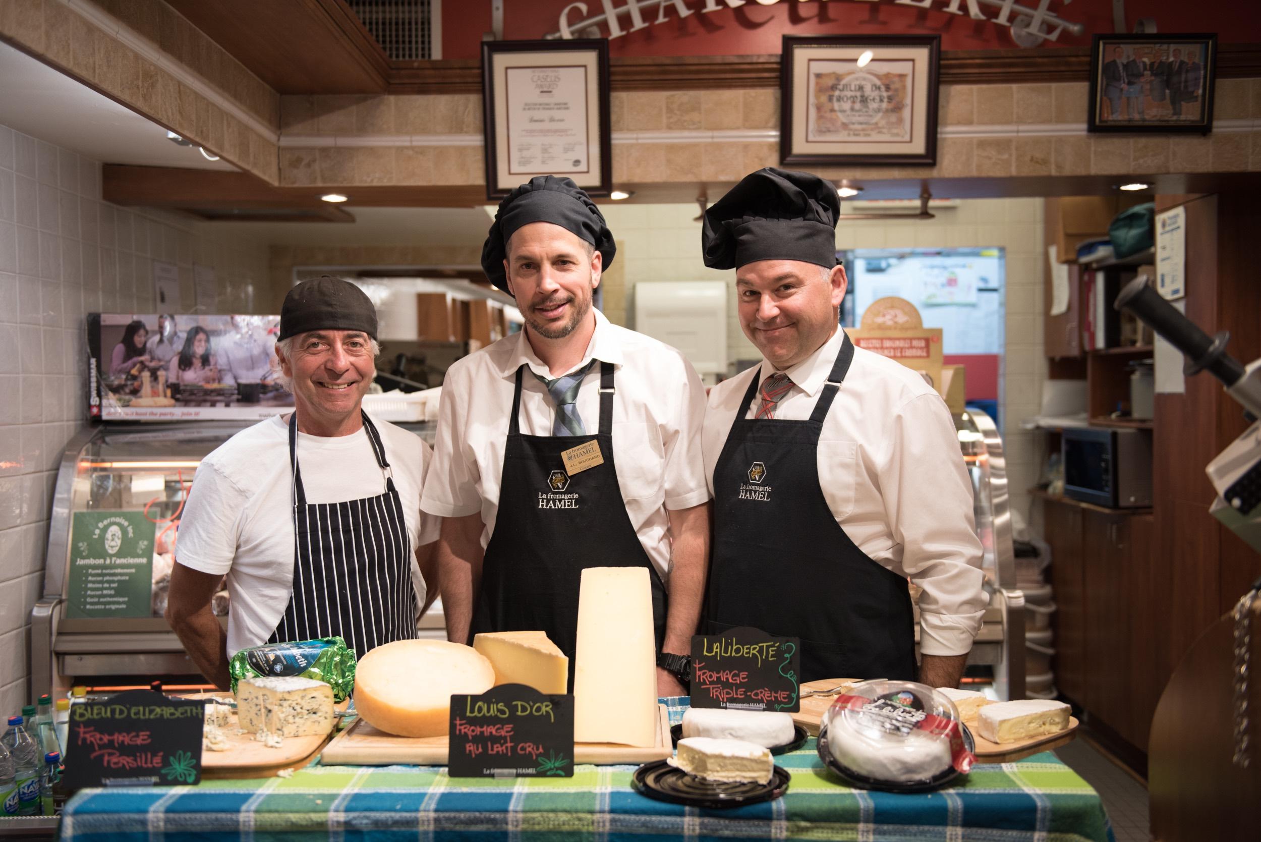 Ce week-end aura lieu un gros festival de bouffe sur Mont-Royal!