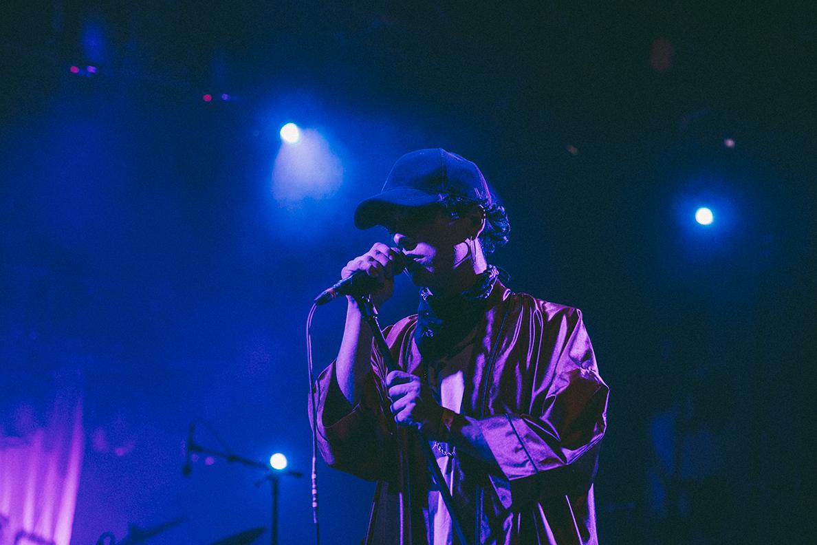 Hubert Lenoir a donné un show de fou à Mile Ex End Musique! (PHOTOS)