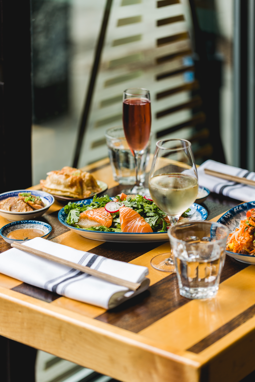 Thazard: un heureux mariage de brasserie japonaise et française sur le boulevard Saint-Laurent