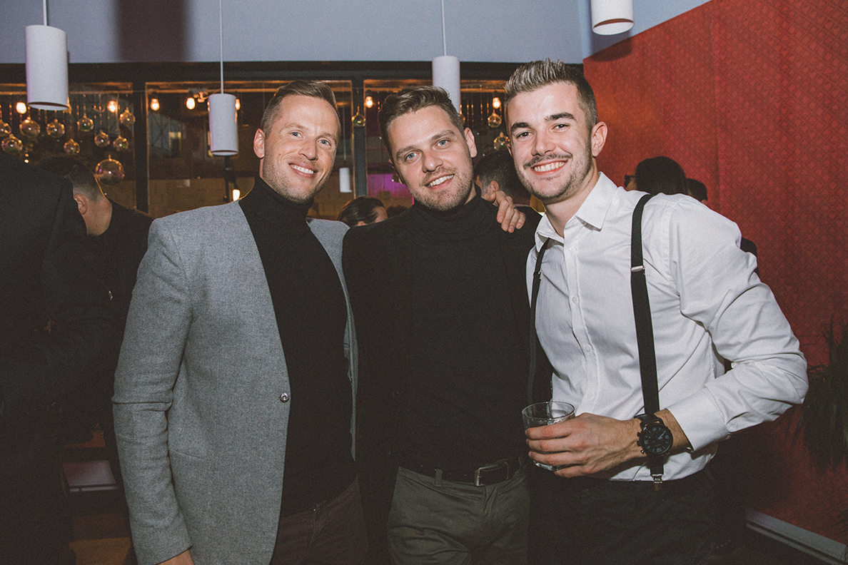 NIGHTLIFE.CA s'invite dans un gros party privé au resto 3734! (PHOTOS)