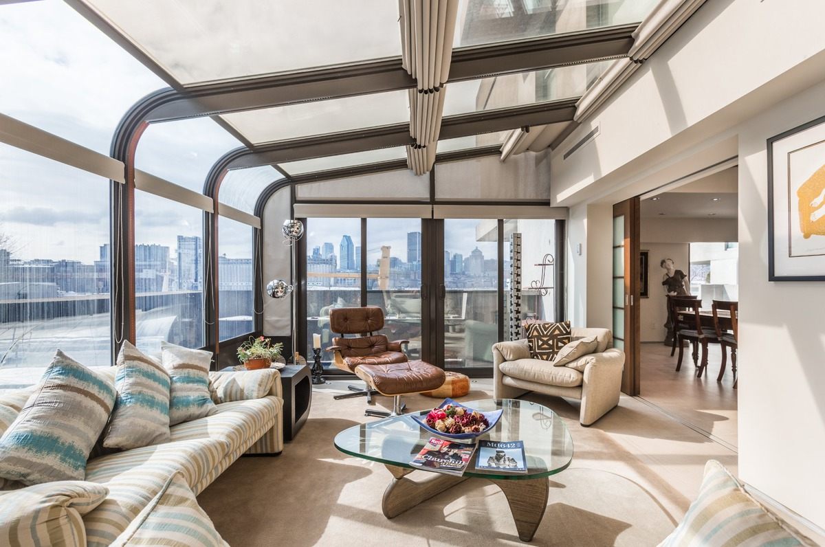 Habitat 67: voyez ce magnifique appartement en vente à 1 300 ...
