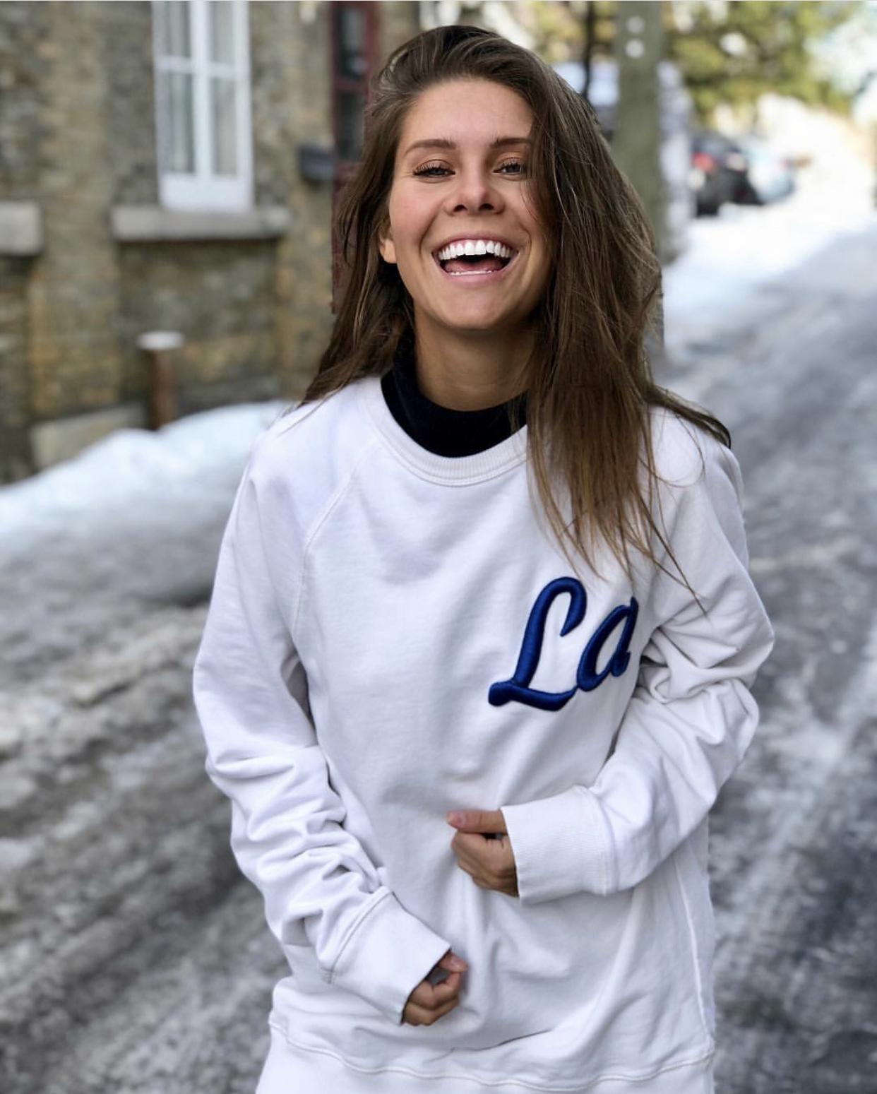 Jessika d'Occupation Double Grèce lance sa ligne de sous-vêtements