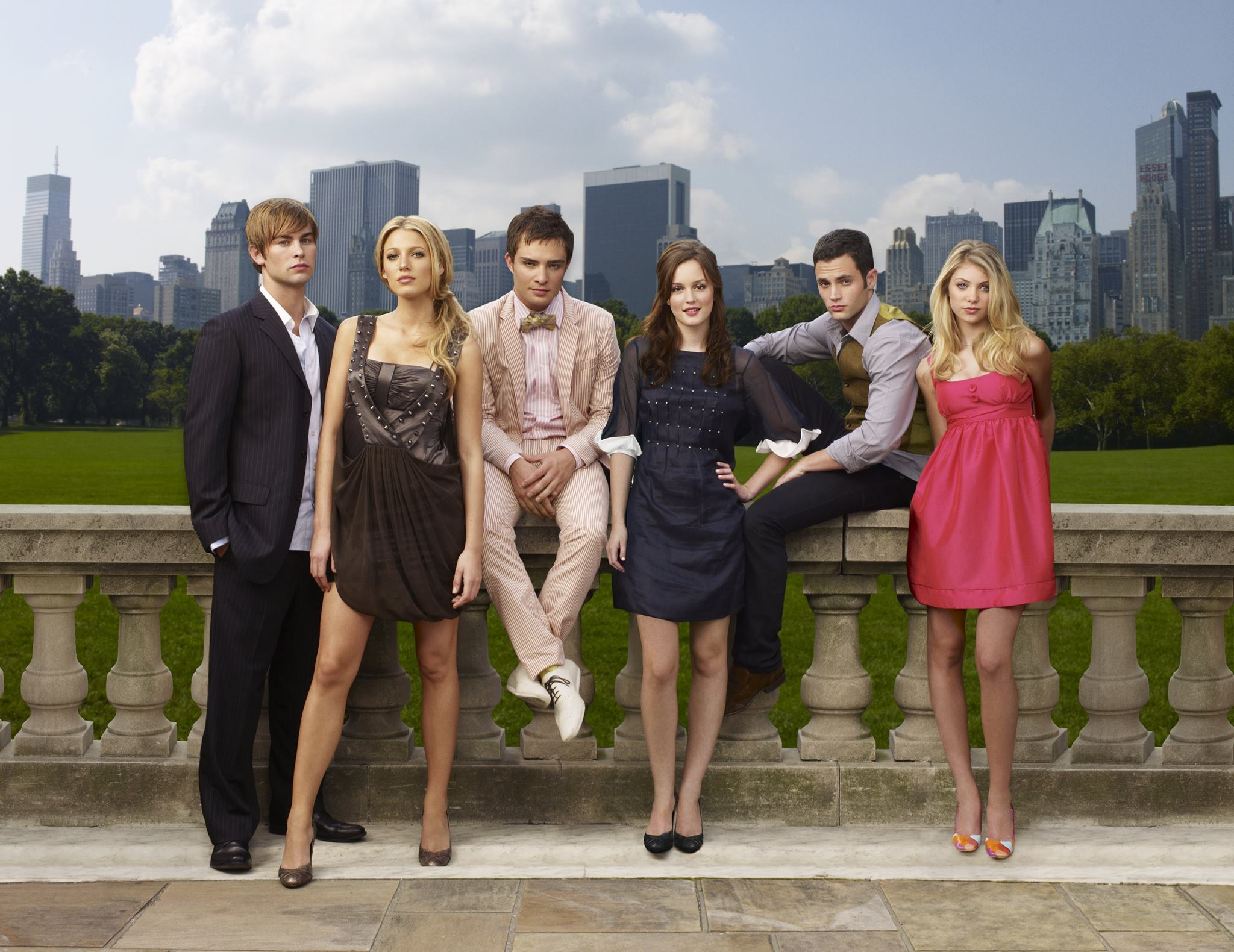 You Know You Love Me Gossip Girl s'offre un reboot
