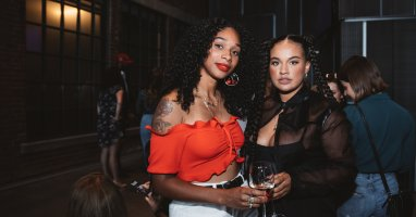 Designers et fashionista réunis au cocktail d'ouverture du Festival Mode et Design (PHOTOS)