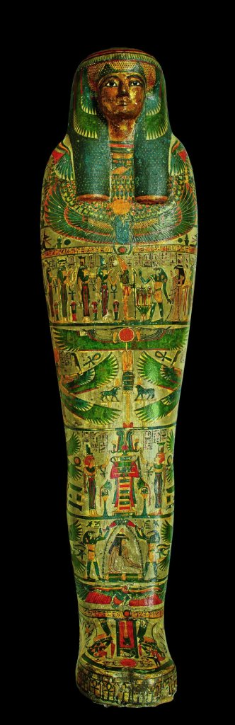 momie -musée des beaux arts de montréal - exposition -culture - Égypte ancienne - Pharaon - Vallée du Nil