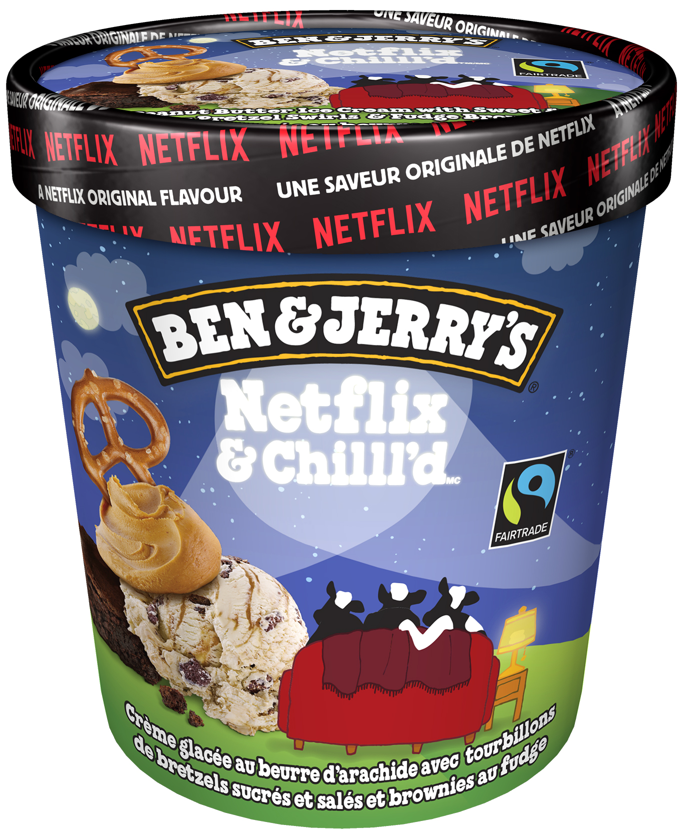 Ben & Jerry's - Netflix & Chill'd 1