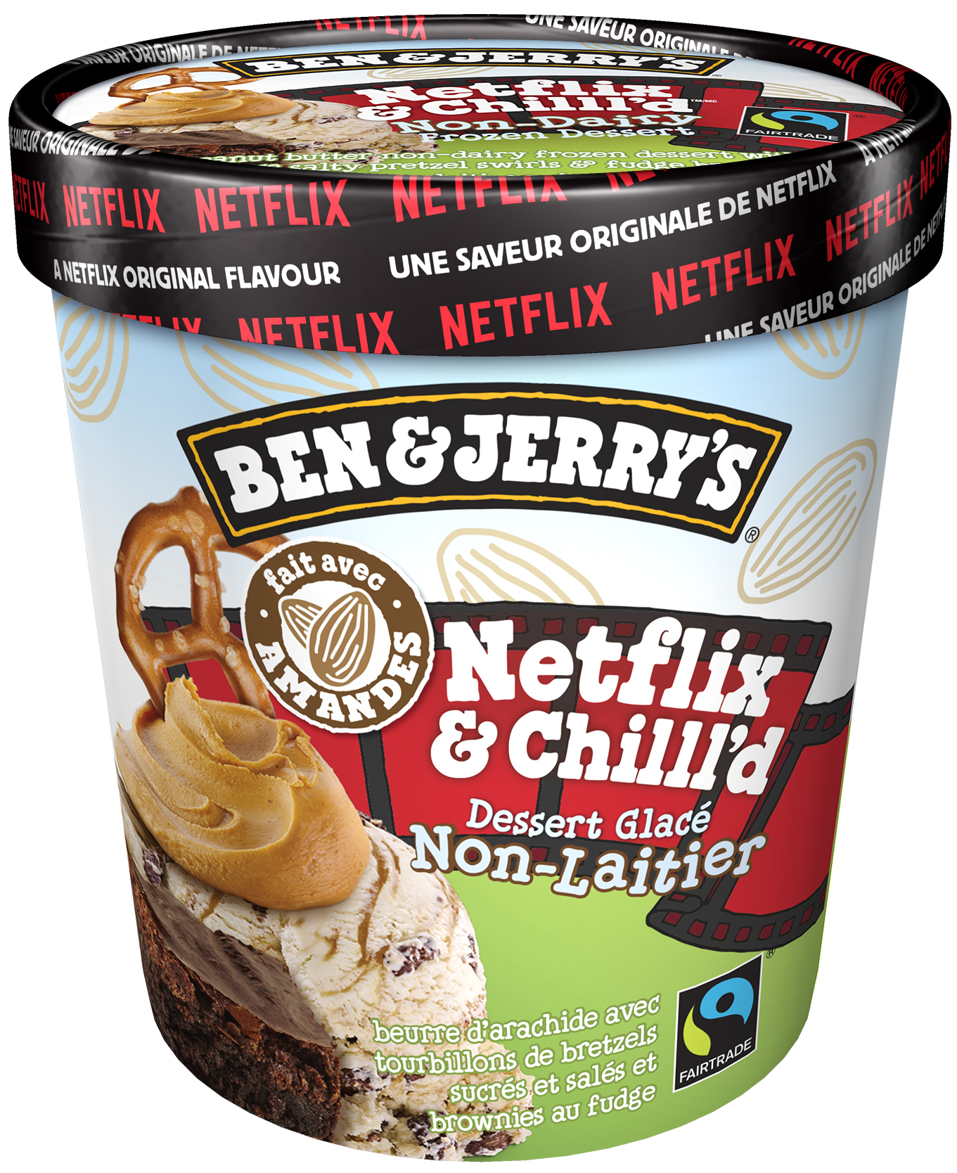 Ben & Jerry's - Netflix & Chill'd 2