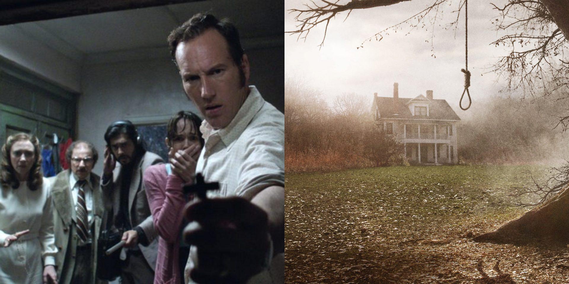 La Famille Qui Habite La Maison Du Film La Conjuration Va Faire
