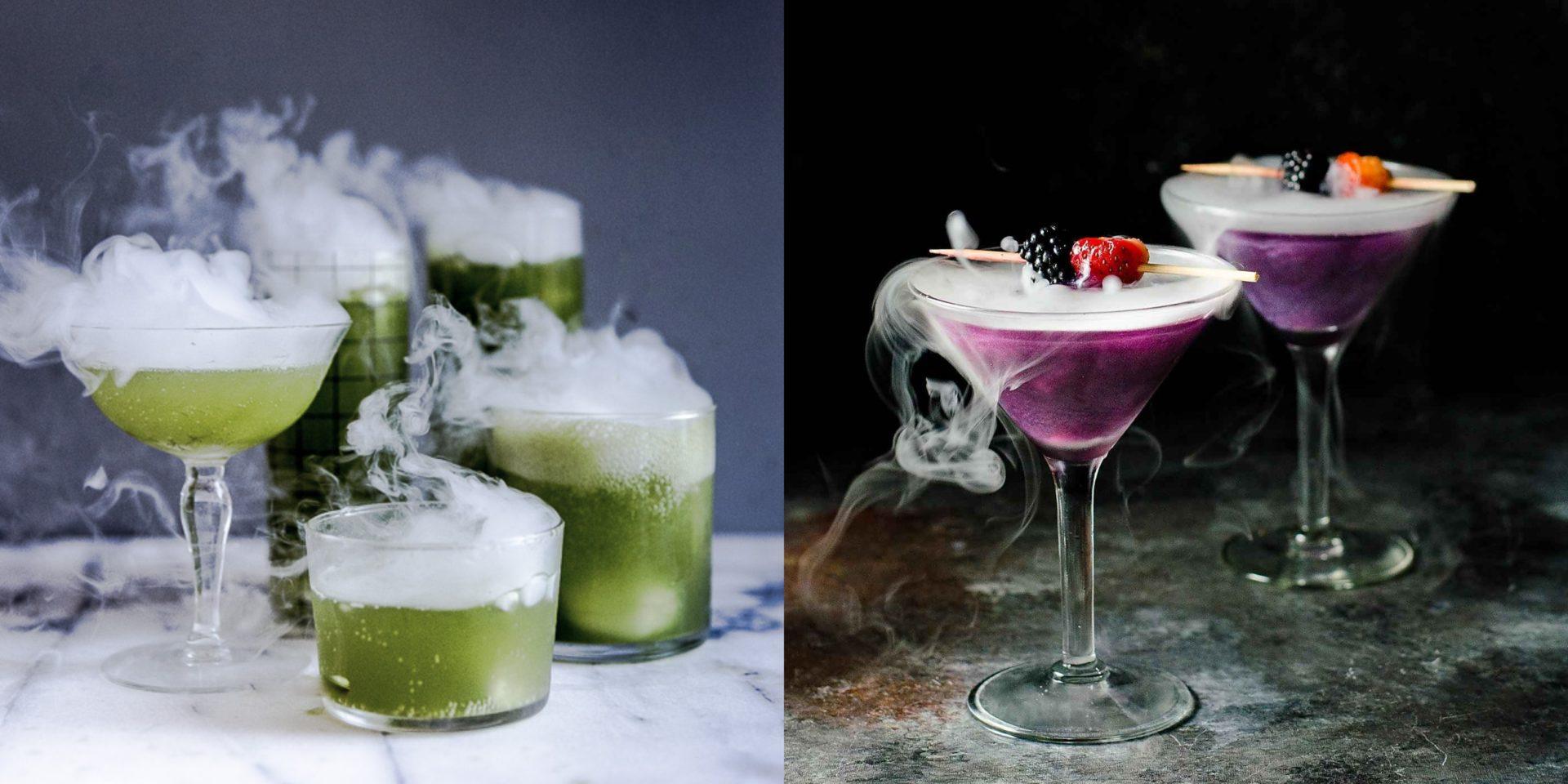 Voici 6 cocktails parfaits pour une soirée d'Halloween