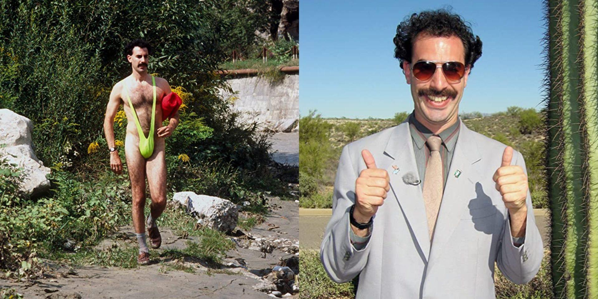 Le film «Borat» aura une suite et elle devrait sortir d'ici le mois prochain!