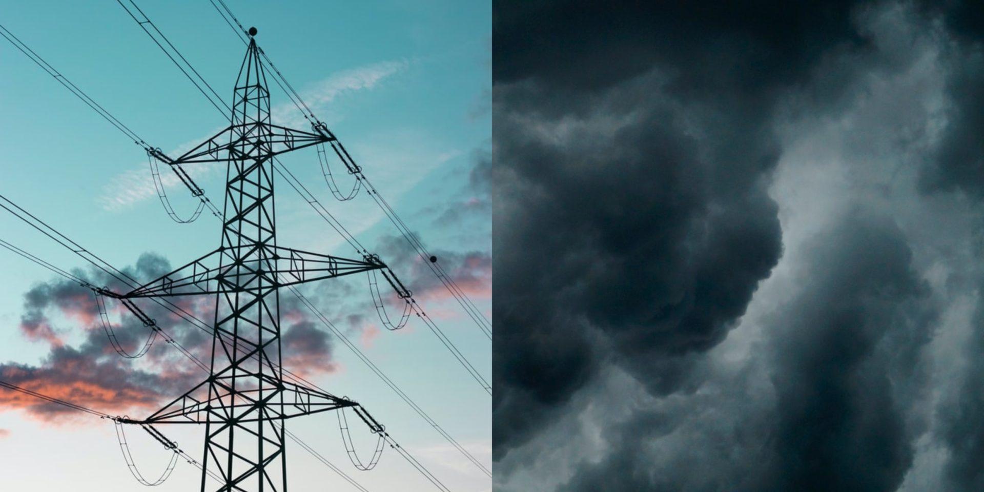 Une tempête automnale frappera le Québec en entier, avec des vents allant jusqu'à 90km/h!