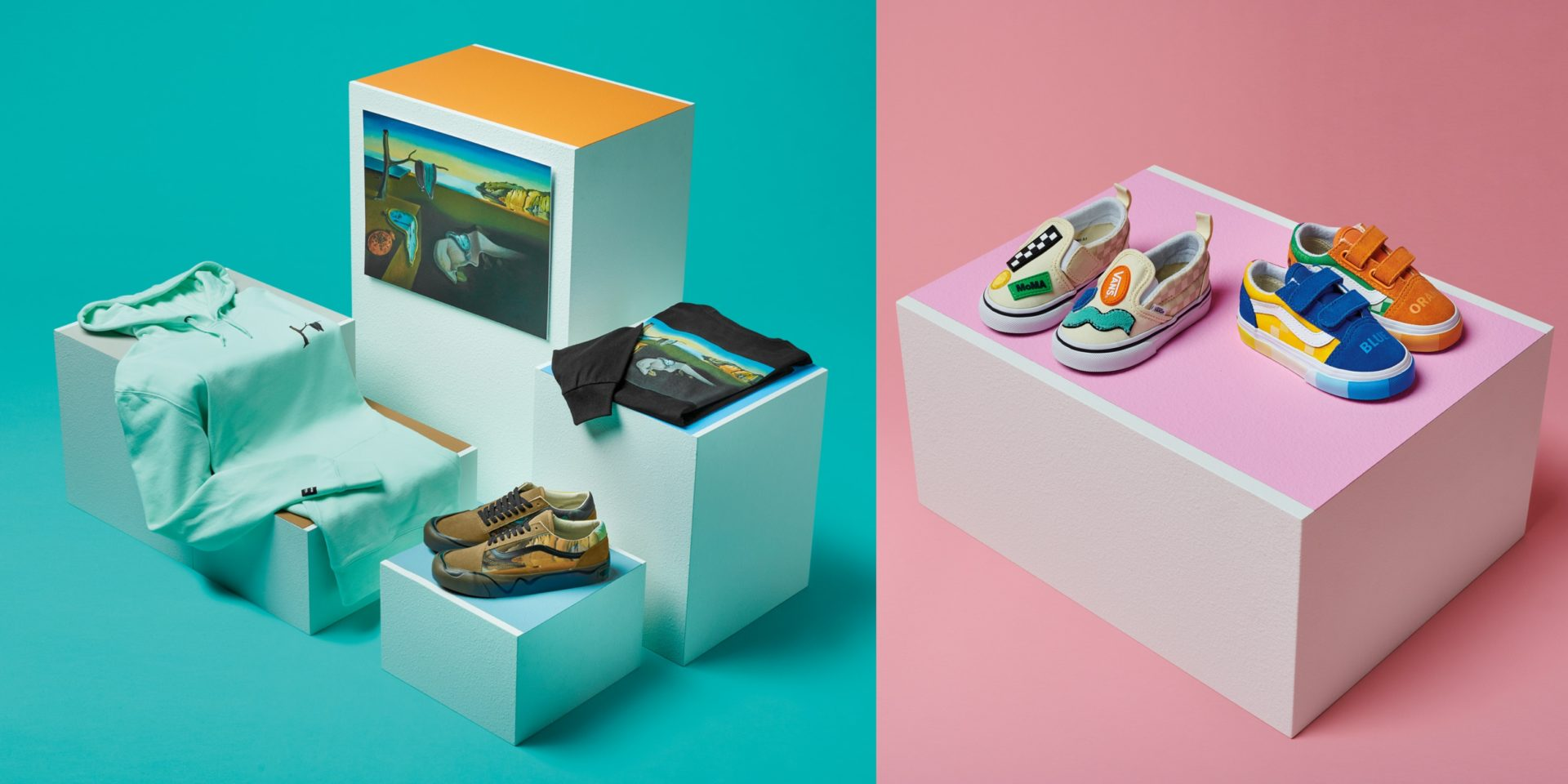 La collection Vans x MoMA a été lancée aujourd'hui! [PHOTOS]