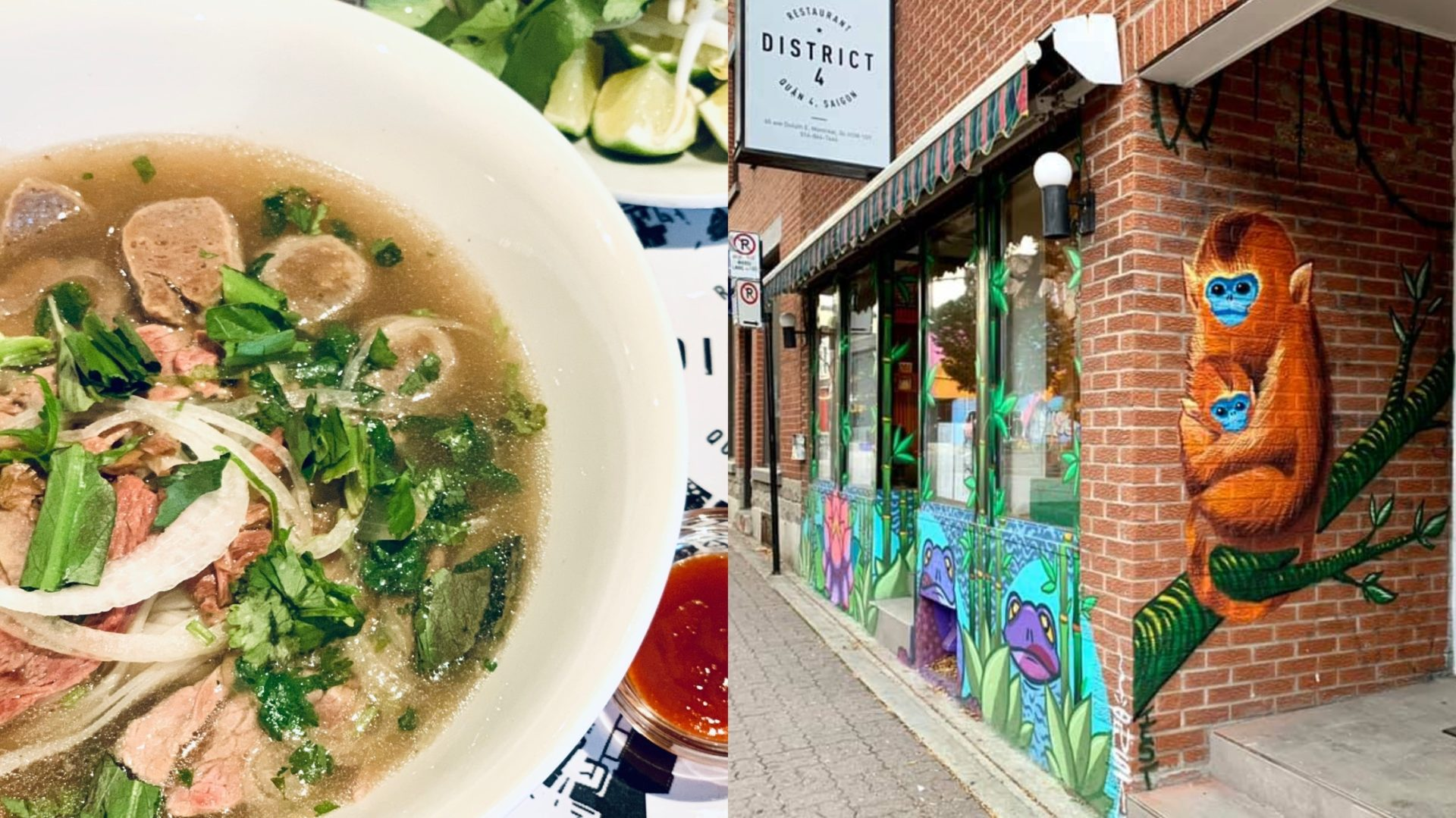 Cet adorable restaurant de cuisine vietnamienne renaît de ses cendres sur l'Avenue Duluth!