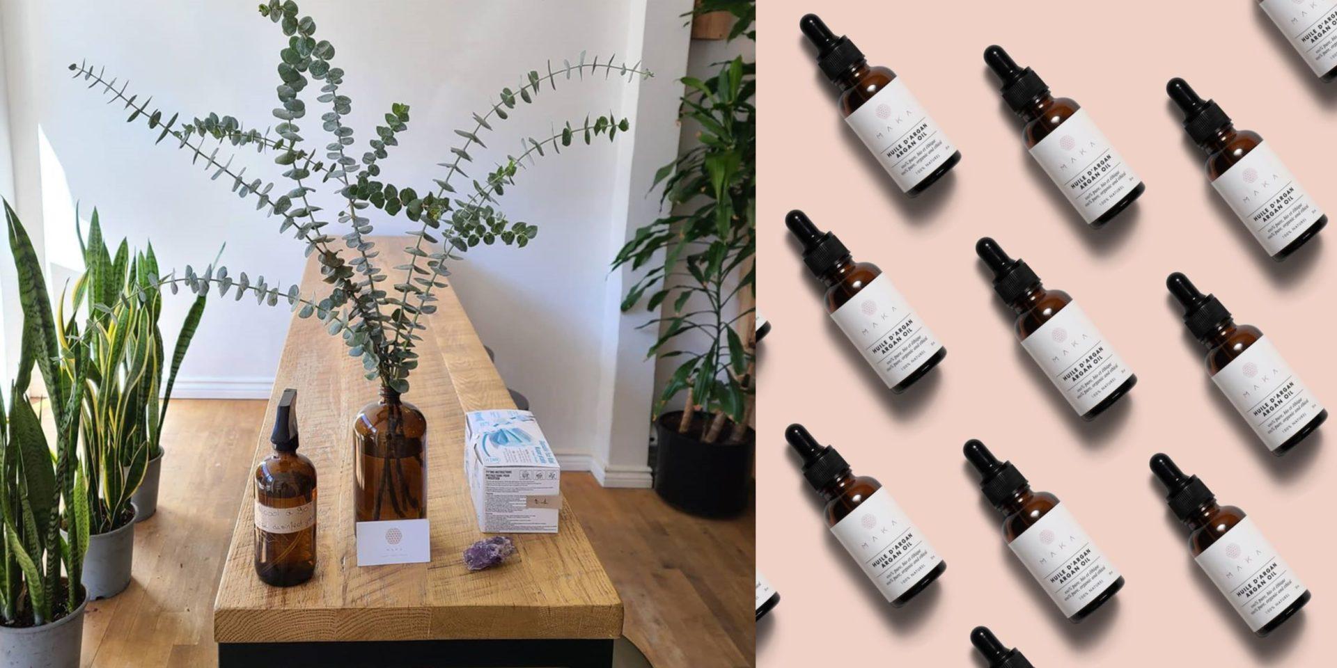 Une boutique-atelier de cosmétiques et produits d'entretien naturels vient d'ouvrir ses portes dans le Mile-End!