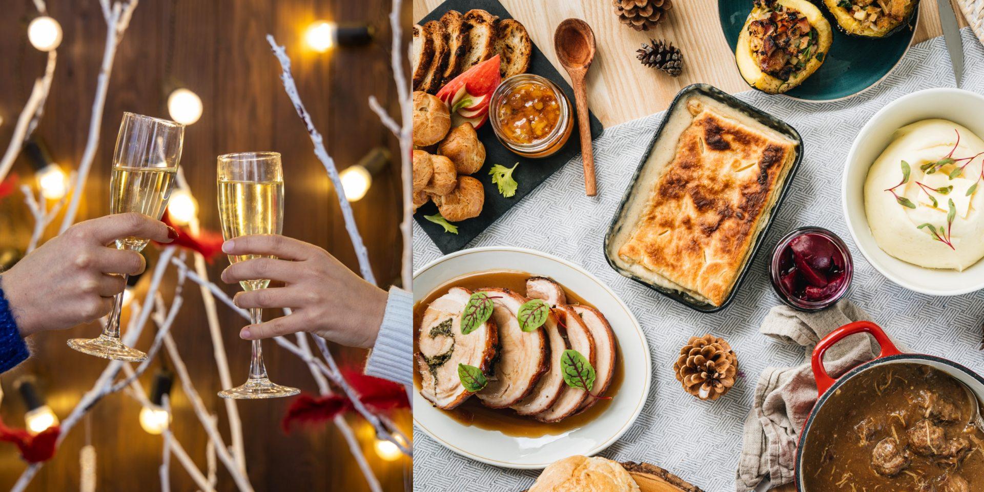 Voici 4 boîtes-repas parfaites pour le temps des fêtes!