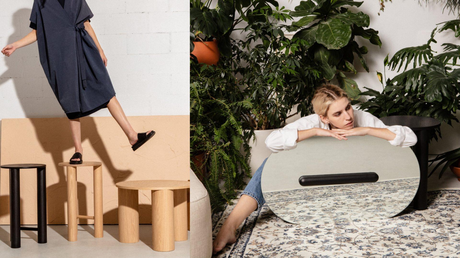 ALLSTUDIO lance sa gamme de mobilier et on veut TOUT acheter! [PHOTOS]