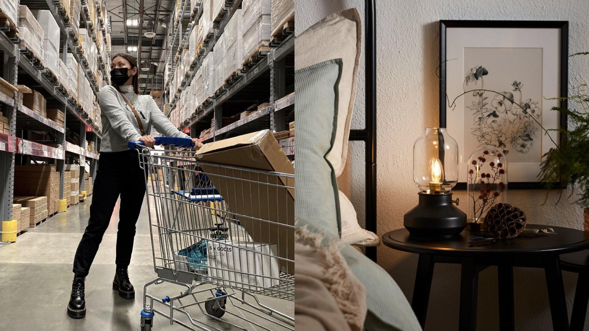 Tout ce dont vous avez besoin pour rendre votre nid encore plus douillet grâce à la nouvelle collection d'IKEA [PHOTOS]