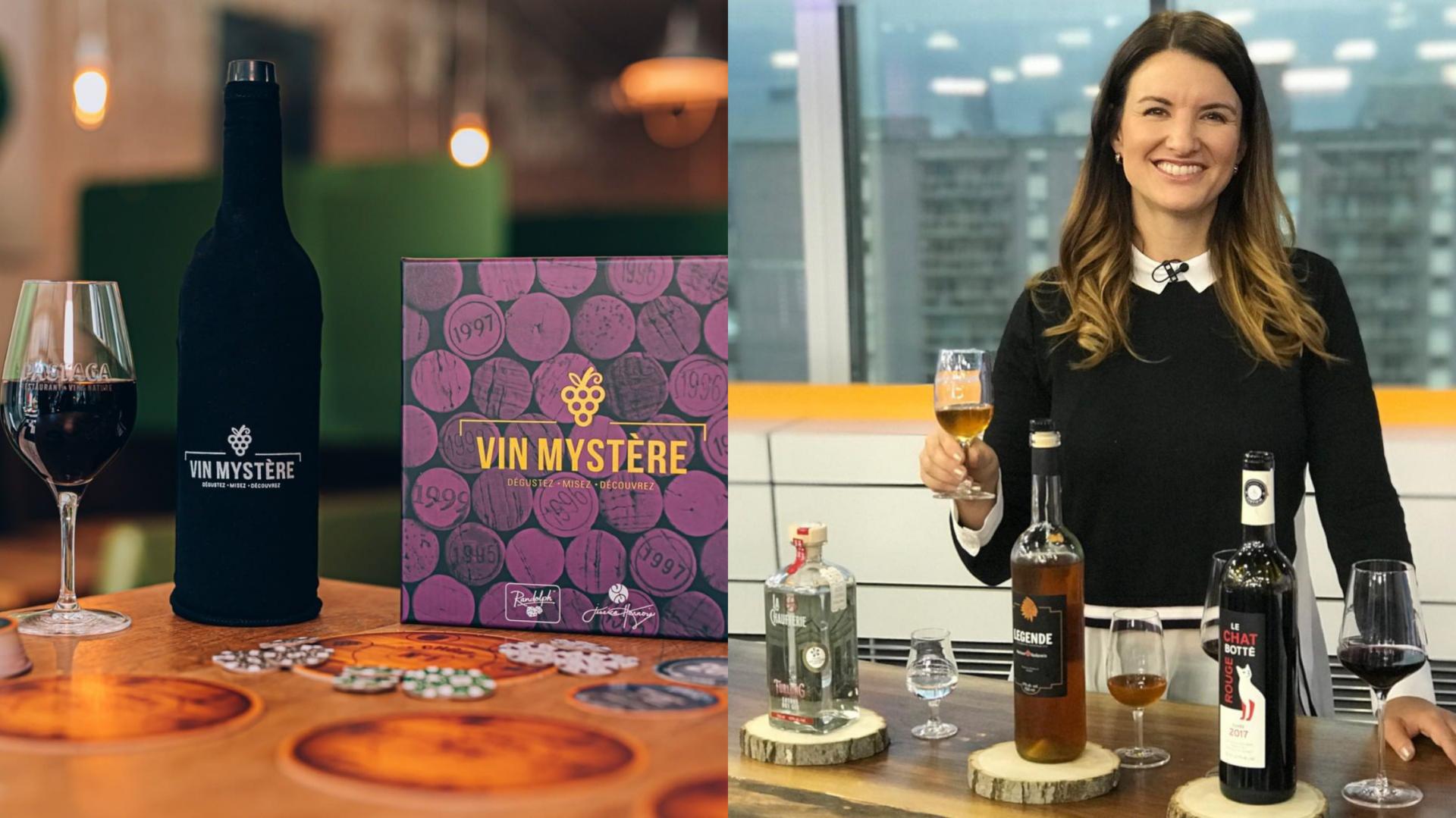 Vin Mystère: le jeu de société parfait pour tous les amoureux du vin!