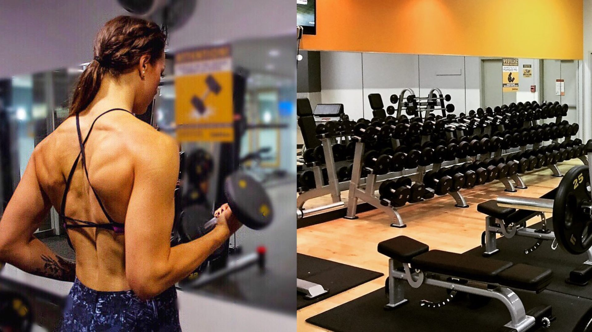 13 gyms Éconofitness rouvriront enfin leurs portes lundi prochain et voici lesquels!
