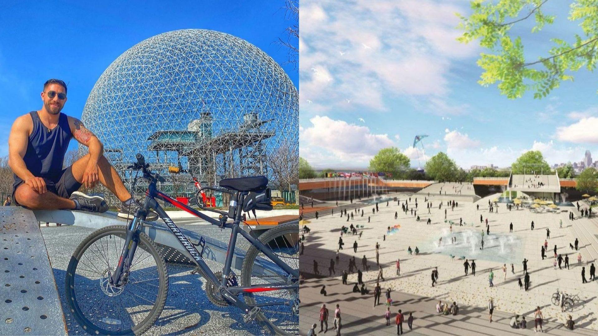 Montréal: Plusieurs grands travaux à venir pour refaire une beauté au Parc Jean-Drapeau! [PHOTOS + VIDÉO]