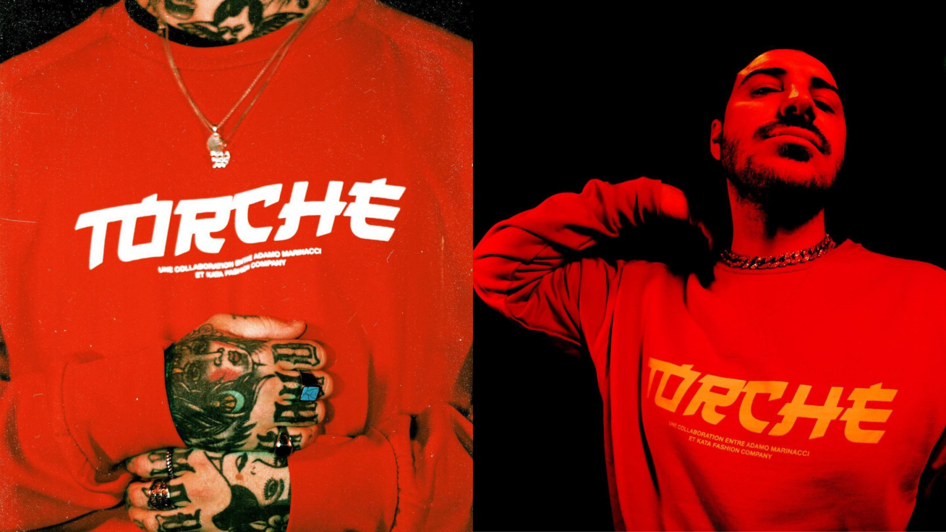 KATA Fashion lance « Torché », une collaboration avec Adamo [PHOTOS]